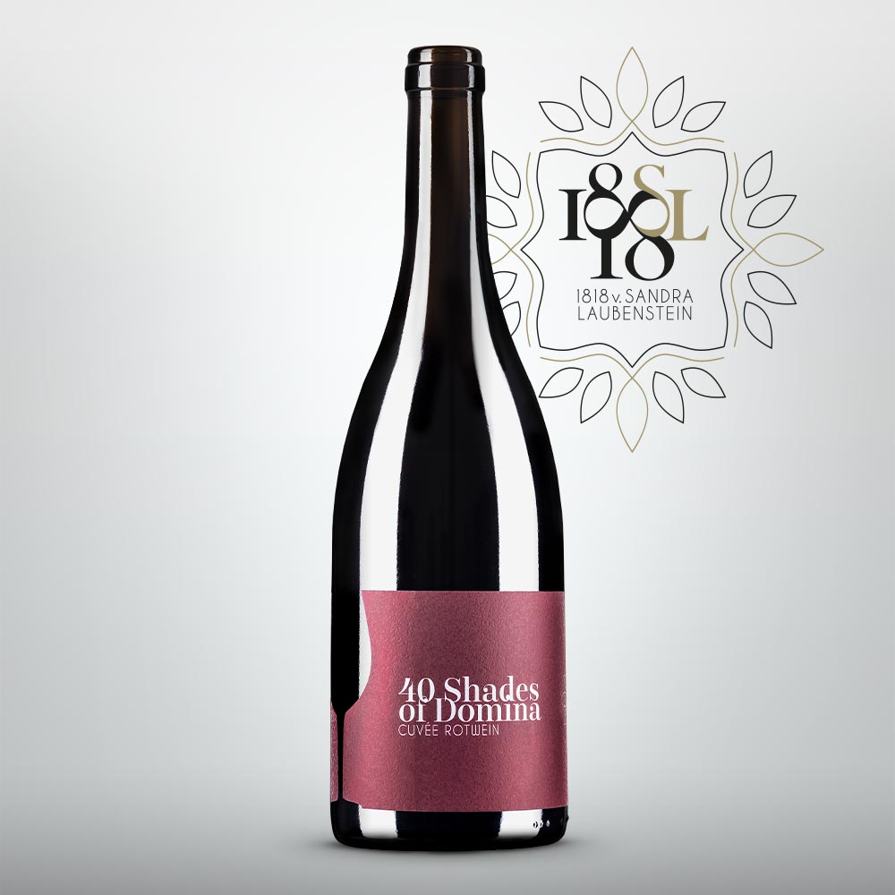 1818-SL · 40 Shades of Domina | Cuvee '15 – QbA trocken MAGNUM