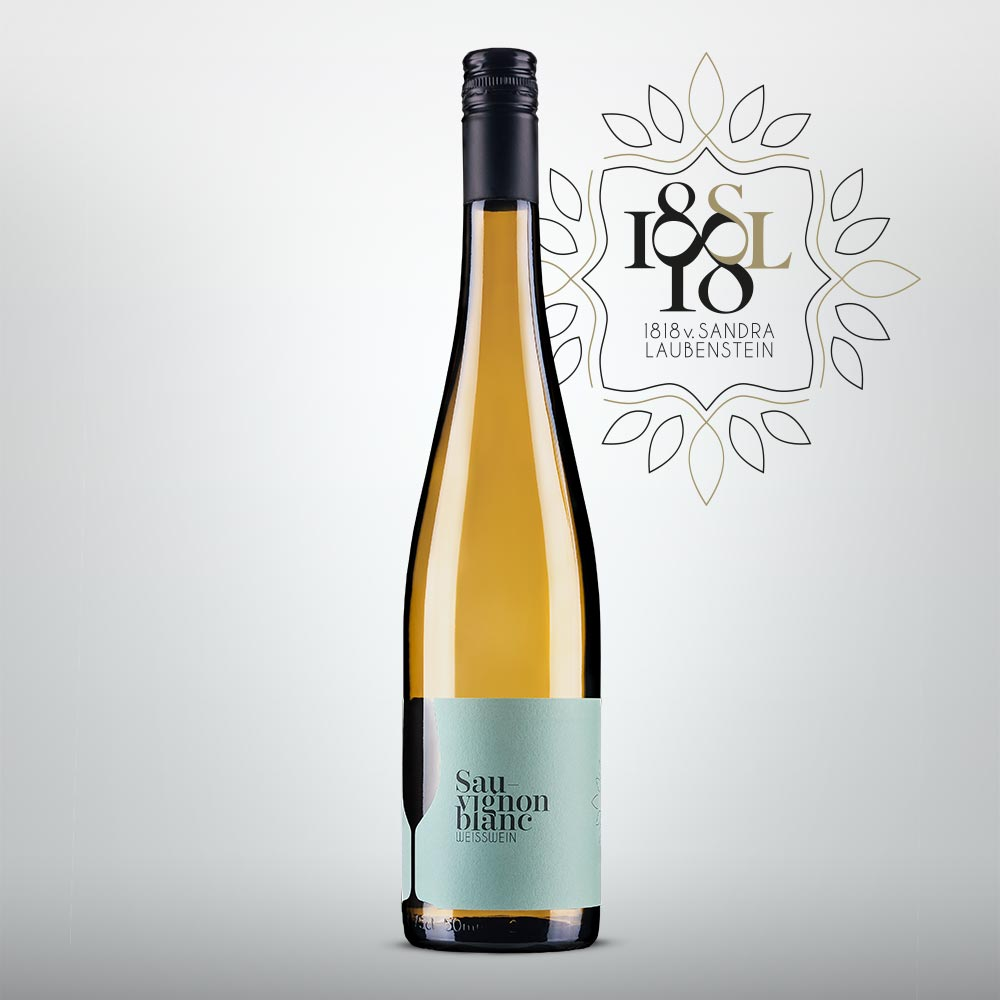 1818-SL · Sauvignon blanc '16 – QbA feinherb